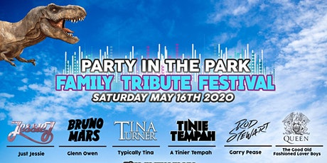 Party in the Park Family Tribute Festival 2020 tickets