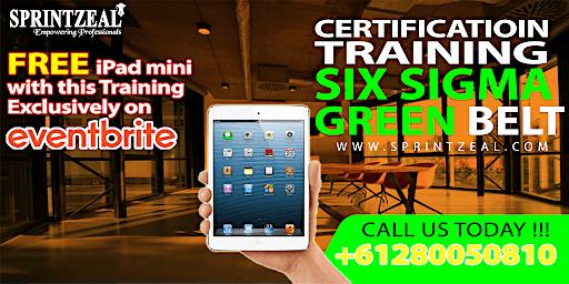 Six Sigma Green Belt Certification Training in Melbourne