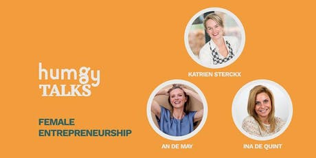 Humgy Talks: Female Entrepreneurship tickets