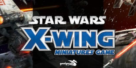 Good Games Maitland 2019 X-Wing Hyperspace Trial tickets