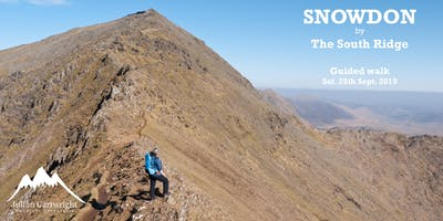 Snowdon by the South Ridge - guided group walk