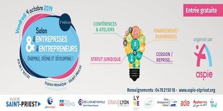 Salon des Entreprises & des Entrepreneurs billets