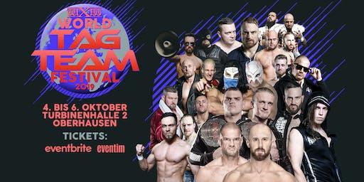 wXw Wrestling: World Tag Team Festival 2019 - Oberhausen