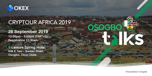 OKEx Cryptour Africa 2019 - Osogbo