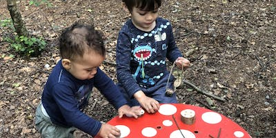 Tots Go Wild afternoon session, September 2019