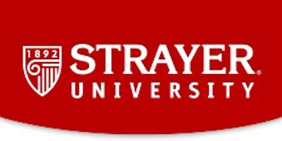 Strayer University Hampton Roads Alumni Chapter Community Service Project 2019