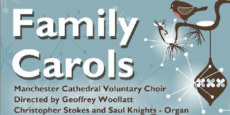 Family Carols Concert 2019 tickets