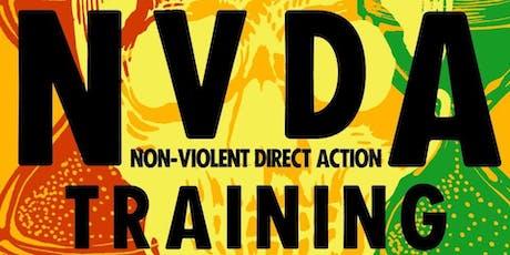 Non-Violent Direct Action (NVDA) Training Richmond tickets