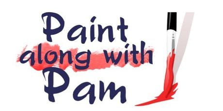 Paint along with Pam tickets