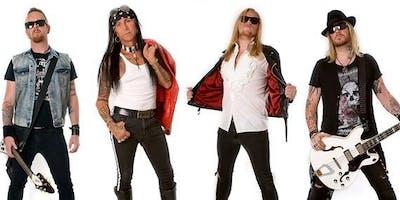 Rock på sundet med DJ Freddie M och Bai Bang