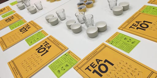 Tea Training at Tea HQ Manchester