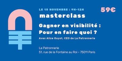 +Masterclass+%3A+Gagner+en+visibilit%C3%A9+%3A++pour+