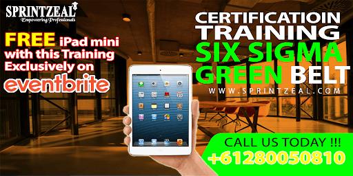 Six Sigma Green Belt Certification Training in Darwin