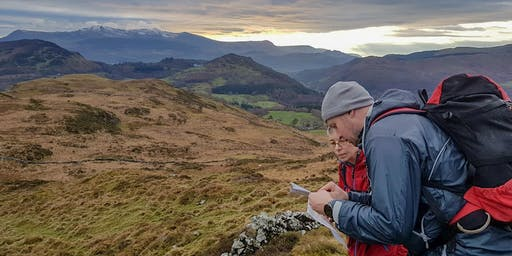 Map reading for trail runners