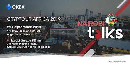 OKEx Cryptour Africa 2019 - Nairobi