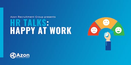 HR Talks: Happy at Work tickets