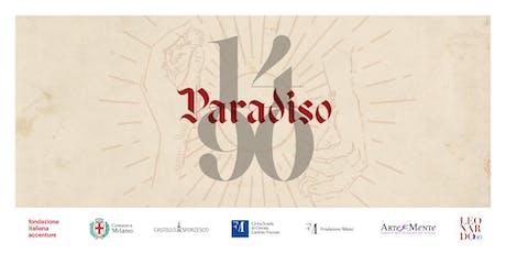 Paradiso 1490 biglietti