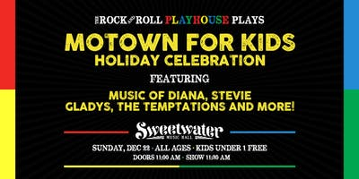 Motown for Kids // Holiday Celebration