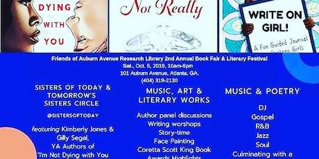 Friends 2nd Annual Book Fair & Literary Festival tickets