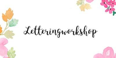 Hand-Lettering Workshop BASIC