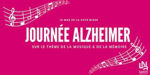 Journée Alzheimer au Mas de la Cote Bleue