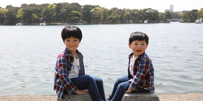 "Professional Family Portrait event ""KOMUNOKI"" in Fukuoka"