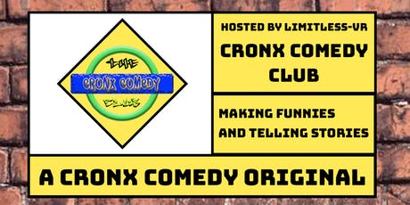 The Cronx Comedy Club tickets