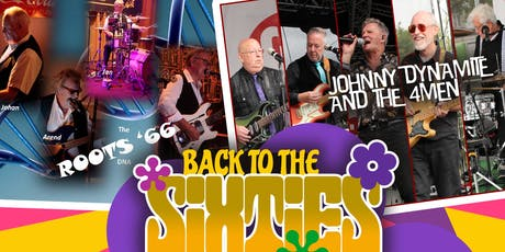 Back to the 60's LIVE in Leek tickets