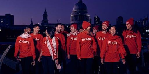 Sleep Walk for Shelter London