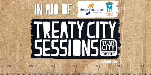 Treaty City Sessions in aid of Down Syndrome Ireland & Hugh's House