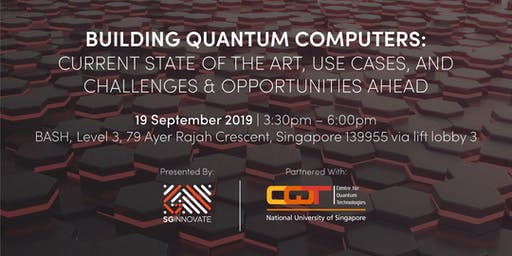 Building Quantum Computers: Current State of the Art, Use Cases, and Challenges & Opportunities Ahead