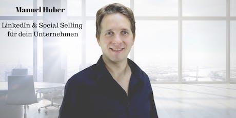 LinkedIn & Social Selling für Dein Unternehmen tickets