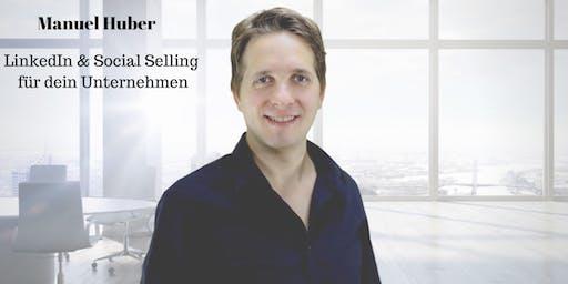 LinkedIn & Social Selling für Dein Unternehmen
