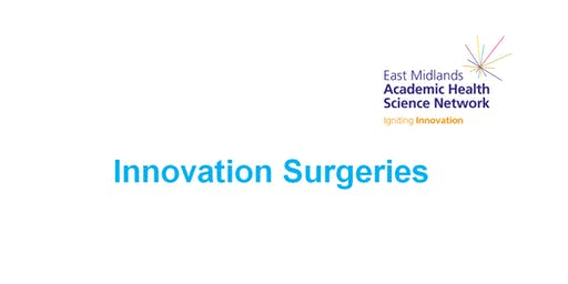 EMAHSN Innovation Surgeries -  31 Oct 2019