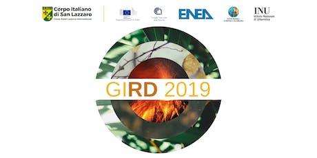 GIRD 2019 - Giornata Internazionale per la Riduzione dei Disastri biglietti