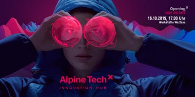 Opening Alpine Tech Innovation Hub