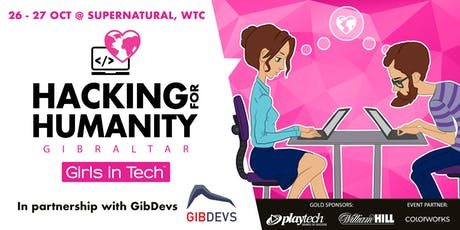 Hacking for Humanity 2019 tickets