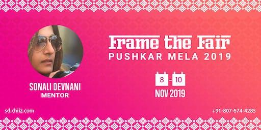 PUSHKAR PHOTO TOUR 2019 WITH SONALI DEVNANI