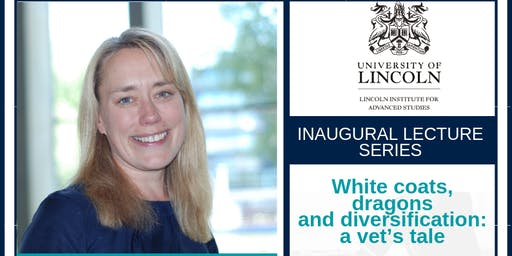 Inaugural Lecture:Prof Liz Mossop