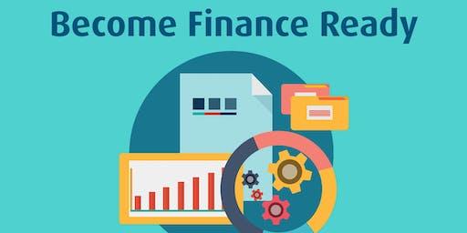 Becoming Finance Ready Masterclass
