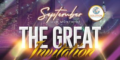 The Great Invitation Service