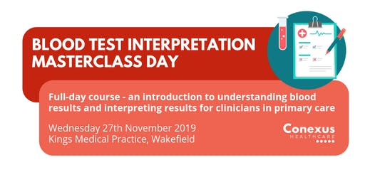 Blood Test Interpretation Masterclass Day