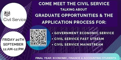 CIVIL SERVICE (EFA THIRD YEAR ONLY)