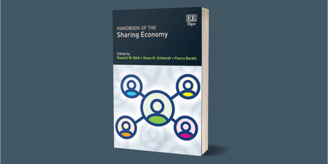 Handbook of the Sharing Economy Book Launch tickets