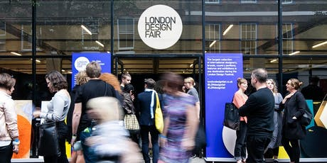 Young Furniture Makers tour of London Design Fair tickets