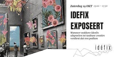 Idéfix Exposeert