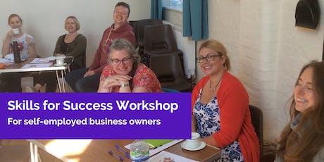 Skills for Success Workshop tickets