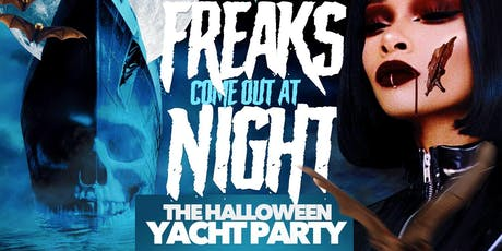 HALLOWEEN YACHT | COSUME PARTY tickets