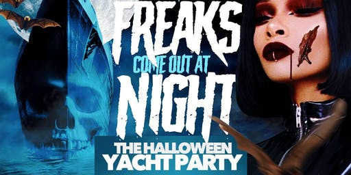 HALLOWEEN YACHT | COSUME PARTY