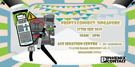 PrintXConnext Day Singapore presented by Phoenix Contact SEA tickets